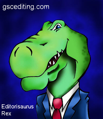 Your Editor as Editorisauras Rex